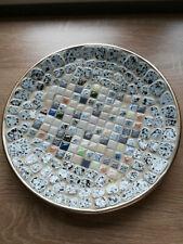 Mosaic Ceramic Bowl/Plate Handmade