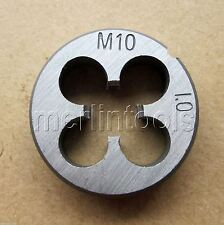 10mm x 1 Metric Right hand Die M10 x 1.0mm Pitch