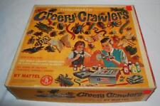 Vintage Creepy Crawlers 1964 Mattel Thing Maker Bugs 16 molds