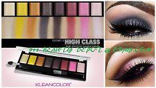 8 NEW Cosmetics Eye shadow Color Makeup PRO GLITTER Eyeshadow PALETTE