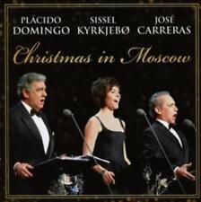 Christmas in Moscow von Placido Domingo,Kyrkjebo,Sissel,Jose Carreras (2014)