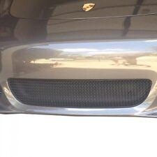 Zunsport BLACK front centre grille for Porsche Boxster 981