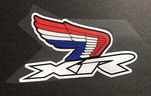 Honda XR Reflective Vinyl Decal Sticker For HRC Motorcycle #e9
