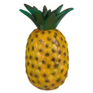 Heico Lampshade  Ananas Led Plastic 24 x H37 cm tropical Pineapple MK 287