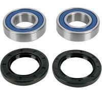 Moose Rear Wheel Bearing Kit for Yamaha Rhino 450 660 700 FI 0215-0221