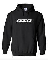POLARIS RZR ATV Hoodie (SIZE: S - 3XL) *FREE PRIORITY SHIPPING*