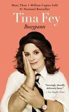 Bossypants by Fey, Tina Book #1 National Bestseller
