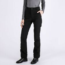 Knox Women's Ivy Black Motorcycle Jeans Made With DuPont Kevlar New