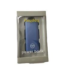 Heyday 4000mAh Power Bank - Blue