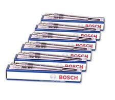 Kit 6 Candelette Bosch 0250403009 Audi VW 2.7 3.0 V6 TDI Porsche 3.0 V6 TDI