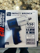 "CH Campbell Hausfeld 1/2"" Impact Wrench AT002000 BRAND NEW SEALED!!!"