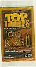 TOP TRUMPS LORD OF THE RINGS COLLECTION
