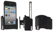 Support voiture passif Brodit avec rotule, traitement feutrine pour iPhone 4/4S