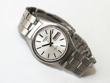 Vintage Seiko 7009-8029 Men's Day Date Automatic Watch