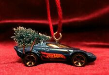 HOT WHEELS LANCIA STRATOS CHRISTMAS TREE ORNAMENT CUSTOM MADE GIFT