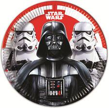 Star Wars Last Battle 8 Stück Pappteller Kindergeburtstag Kinderparty Geburtstag