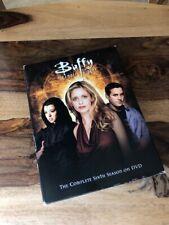 """BUFFY THE VAMPIRE SLAYER"" THE COMPLETE SIXTH SEASON ON DVD"