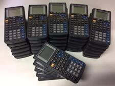 LOT OF 35 TEXAS INSTRUMENTS TI-80 GRAPHIC CALCULATOR NOT WORKING PARTS OR REPAIR