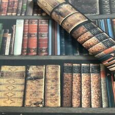 Arredo cameretta Carta da parati Libri Rasch Biblioteca - 934.809