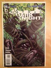 Batman The Dark Knight 4, Nm, First Print, New 52, David Finch