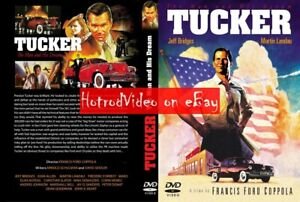 TUCKER : THE MAN AND HIS DREAMS DVD movie classic cars
