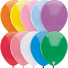 FUNSATIONAL BALLOONS STANDARD ASSORTED PACK OF 50 PARTY SUPPLIES
