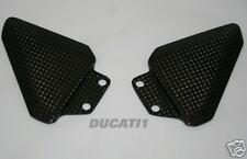 CARBON HEEL PLATES FOR Ducati 748 916 996 & 998 REAR by FULLSIX