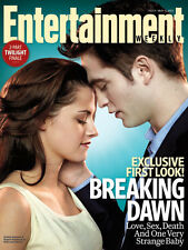 Entertainment Weekly,Robert Pattinson,Kristen Stewart,Twilight Saga,Sophia Loren