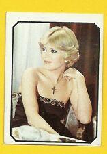 Barbara Rey Vintage 1976 TV Film Movie Star Card from Spain
