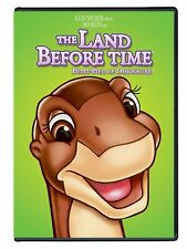 NEW DVD - THE LAND BEFORE TIME - THE ORIGINAL MOVIE - ENGLISH, FRENCH, SPANISH