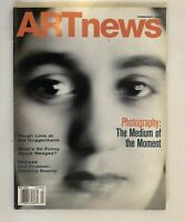 artnews magazine February 2003   Weegee , Matisse , Picasso *Free Shipping
