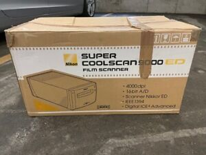 Nikon Coolscan 9000 ED