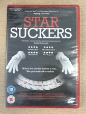 STAR SUCKERS New DVD 2010 Sealed FREE SHIPPING