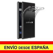 Funda Silicona para NOKIA 3 Carcasa Transparente ¡España! a2859