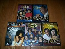 Brand New Sealed. The Cosby Show complete series on DVD. Banned from TV sale!