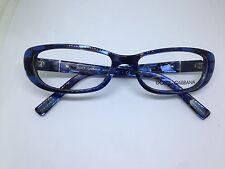 DOLCE e GABBANA occhiali da vista donna nero azzurro woman glasses DG3120 brille