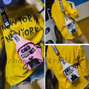 Unisex Bum Bag Money Belt Travel Waist Bag Fanny Pack Pouch Money Wallet AU