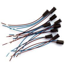 Titular de la base 10x G4 Adaptador De Cable Conector Hembra Halógeno Bombilla Lámpara Led F.