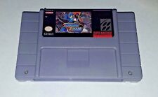 Megaman & ( and )  Bass - game For SNES Super Nintendo -  action platformer