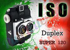DUPLEX Super 120 Italia