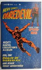 HERE COMES DAREDEVIL Collectors Album PB 1967 SPIDERMAN