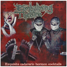 EMBALMING THEATRE – exquise Cadaveric Hormon Cocktails Vinyle LP (2005)