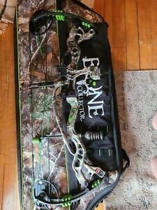 hoyt carbon defiant Special Edition.  *BONE COLLECTOR* with custom bow case !