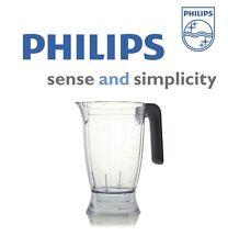 Genuine Philips plastique Blender Cruche 420303584360 pour HR2000 HR2000/50