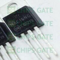 10PCS NEW MAC16NG TO220AB