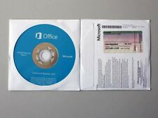 Microsoft Office Home & Business 2013 OEM-tedesco incl. DVD-NUOVO