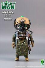 """FigureBase 5"""" Trickyman TM008 MARSOC HALO Jumper Action Figure"""
