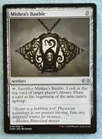 MTG CARDS SINGLES 1 X MISHRA/'S BAUBLE NM//M DOUBLE MASTERS