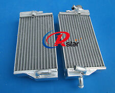 Aluminum radiator FOR Honda CR125 CR125R CR 125 02 03 2002 2003