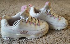 Sketchers*Toddler Baby Girl Athletic Shoes*Size 8*GUC